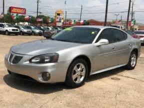 2007 Pontiac Grand Prix Gxp For Sale 2007 Pontiac Grand Prix Gxp For Sale 238 Used Cars From 3 300