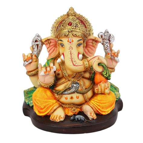 Home Decor In Mumbai by Ganeshji Statue Online Shopping