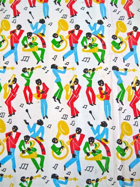 pattern jazz jazz fabric