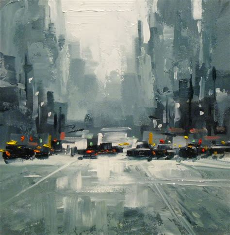 Painting And Cityscapes tom brown cityscape tom brown contemporary