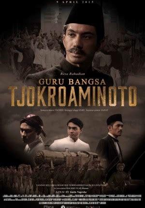 guru bangsa tjokroaminoto cinema 21