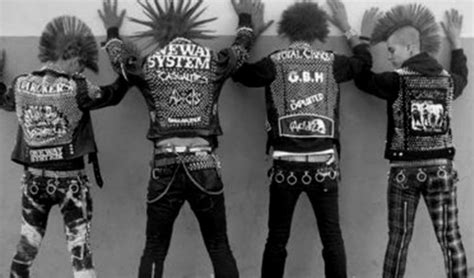 how to do punk 5 steps to creating your own long lasting punk rock vest