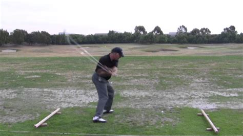 the hammer golf swing moe norman swing project by hammer man lavery youtube