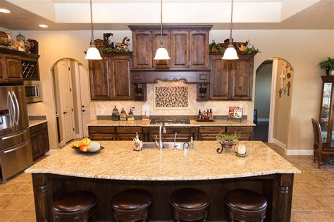 cabinets light granite ornamental granite countertops kitchen large island