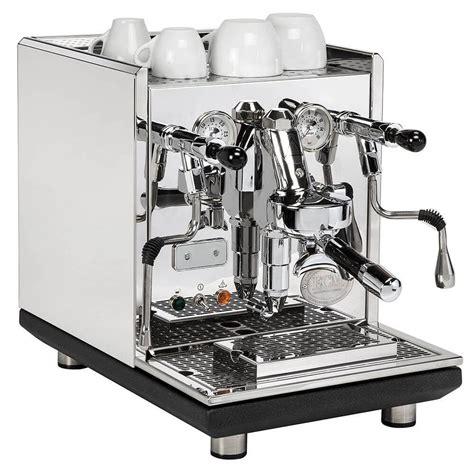 Coffee Maker Ecm 1250 the ecm synchronika dual boiler espresso machine whole latte