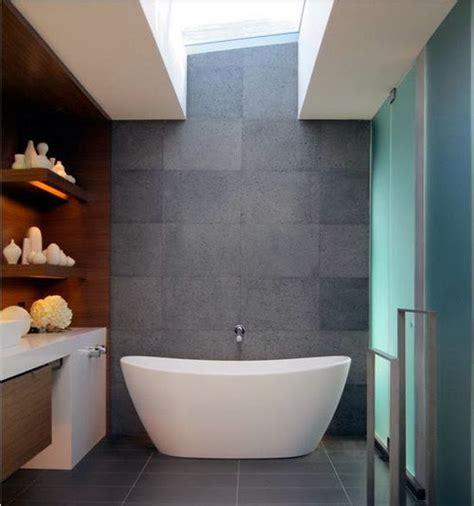 desain kamar mandi minimalis nuansa alam desain rumah minimalis sederhana