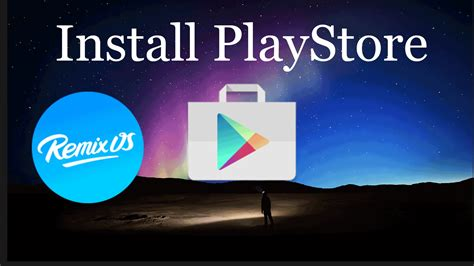 Play On how to install play store in remix os on pc mgeeky