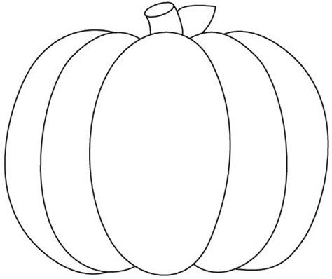 pumpkin printable templates pumpkin outline template www pixshark images