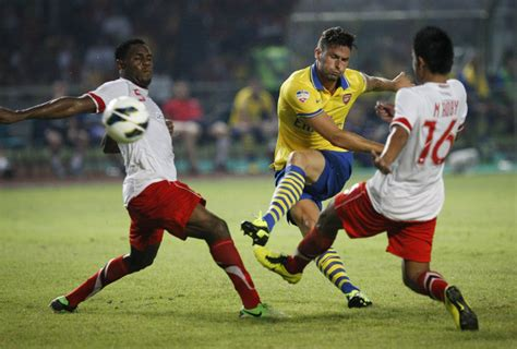 arsenal indonesia streaming arsenal vs indonesia dream team 5 things we learned