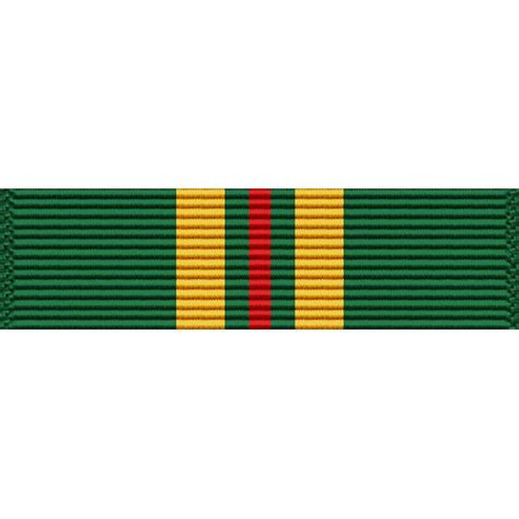 Asu Ribbon Rack by Islands National Guard Emergency Service Thin Ribbon Usamm