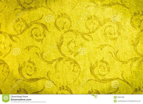 classic wallpaper seamless vintage pattern  gold