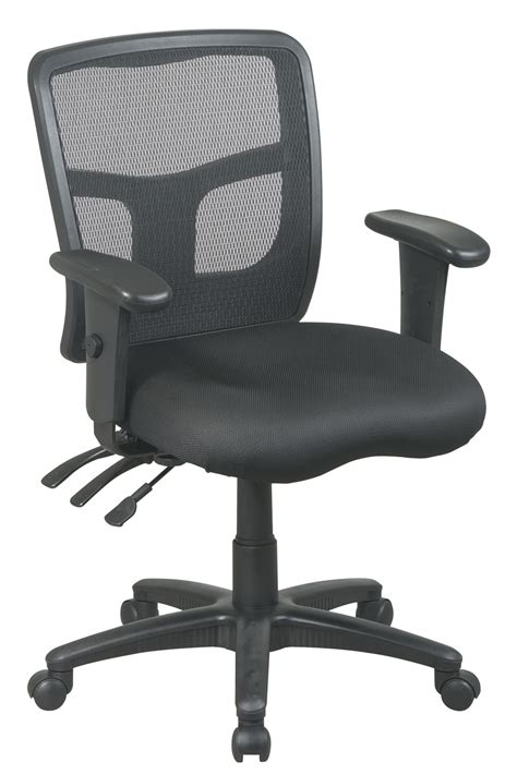 Mesh Back Office Chair by 92343 30 Office Mesh Back Managers Office Chair