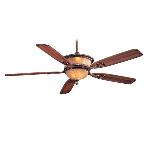 Minka Aire F820 Ct Santa Lucia Bronze 60 Quot Ceiling Fan W 60 Ceiling Fans With Lights