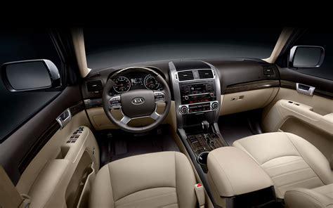 interior image kia mohave borrego mpv kia motors worldwide