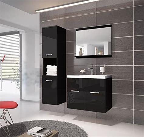 Badezimmer Unterschrank Und Hochschrank by Badezimmer Badm 246 Bel Montreal 60 Cm Waschbecken Hochglanz