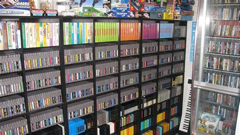 my game room and collection 2014 retro video gaming 2014 room tour 10 000 games 30yr collection 10th
