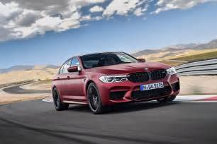 Bmw E60 M5 2018 Bmw M5 Unveiled With 600 Ps Awd And Rwd Autoevolution