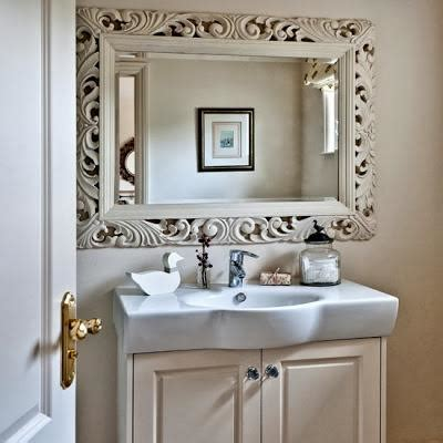 ways to decorate a bathroom mirror pkgny com detalles para nuestros ba 241 os paperblog