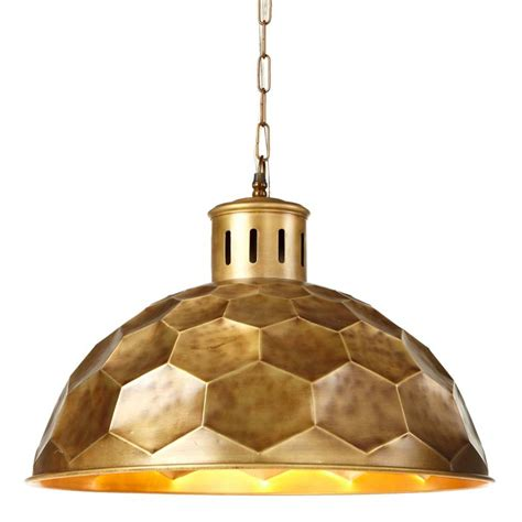 Honeycomb Pendant Light Honeycomb Pendant 133612