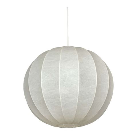 Vintage Sphere Pendant Light Fixture By Achilles Sphere Light Fixtures