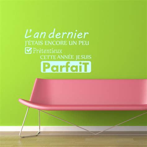 Chambre D Enfants Garcon 2794 by Sticker Cette 233 E Je Suis Parfait Stickers Citation