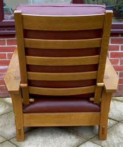 antiques atlas a stickley reclining chair