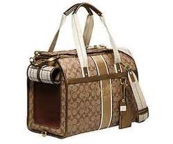 Coach Carrier by Featured Pet Products Coolpetproducts