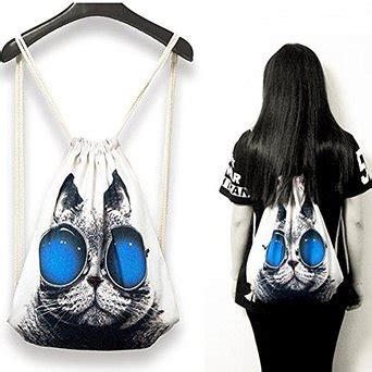 Animal Drawstring Bag animal drawstring bags bags more