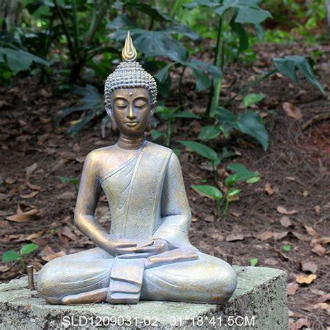 polyresin garden decors large thai buddha statue for sale buy large thai buddha statue large