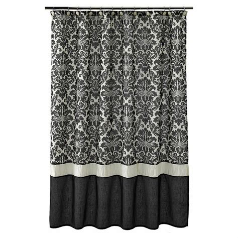 damask shower curtains damask shower curtain one pin down pinterest