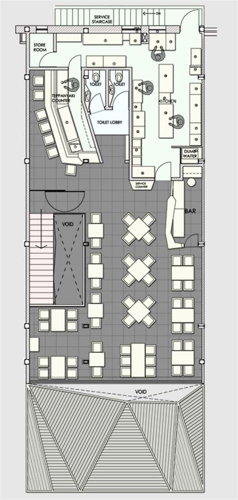 restuarant floor plan 25 best ideas about restaurant plan on