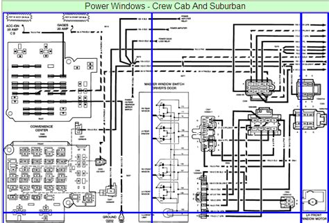 chevrolet venture power window wiring diagram get free