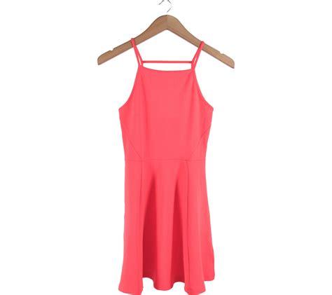 Diskon Mini Dress 3054115 Pink divided pink neon mini dress