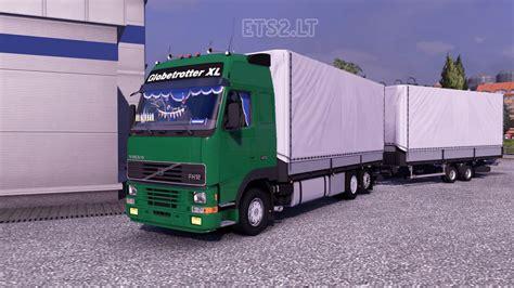 volvo trailer volvo fh12 trailer ets 2 mods