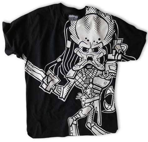 Handmade T Shirt Designs - predator custom t shirt design from mbtee fancy tshirts
