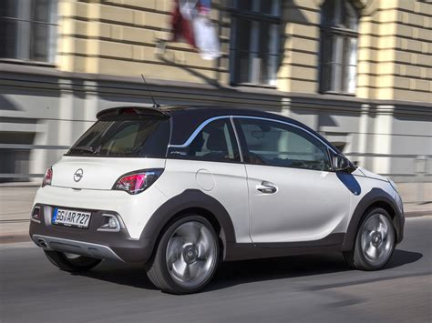opel germany opel adam rocks priced from 15 990 in germany video