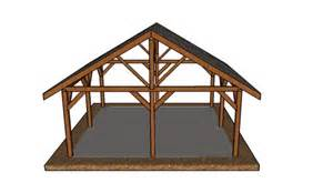 outdoor shelter plans 20x20 picnic shelter roof plans myoutdoorplans free