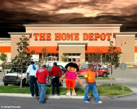 the explorer outside home depot pictures freaking news