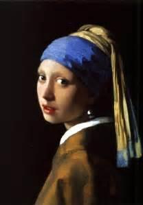 Art amp paintings johannes vermeer girl with a pearl earing
