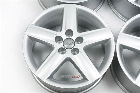 Audi A3 Felgen Lochkreis by 8l0601025ad Neu Audi A3 8l Original Felgen 5 Speichen 7 X