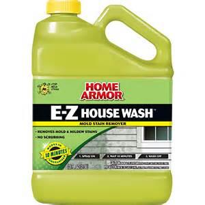 home armor home armor e z house wash gallon