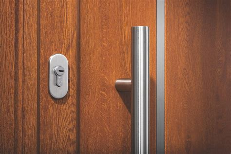 Modern Exterior Door Hardware Marceladick Why The New Origin Residential Door Will Be A Sales Success Ats