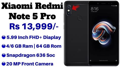 Xiaomi Redmi Pro 5 5 Inc Dual Back Casing Slim Back Covers xiaomi redmi note 5 pro with 5 9 inch fhd snap 636 soc 12 5 dual rear launched in