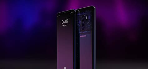 Samsung Galaxy S10 4 Models by Galaxy S10 Tipped To Be Freed From Iphone X S Shadow Slashgear