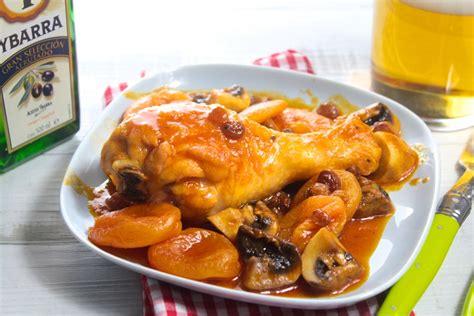 recetas de cocina con hongos receta de pollo con hongos recetas de cocina recetas de