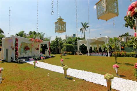 Wedding Garden Di Jakarta by Referensi Tempat Pernikahan Wedding Indoor Outdoor