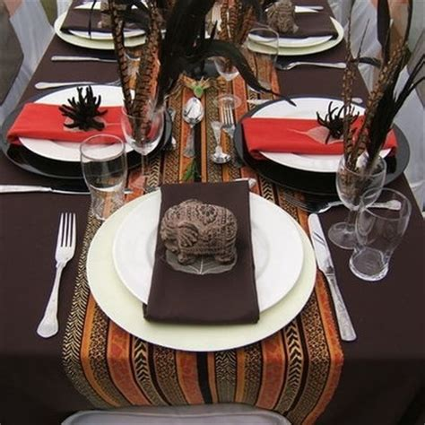 traditional african wedding decor!!!   Afrikan Makoti Media