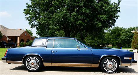 1984 Cadillac Eldorado by 1984 Cadillac Eldorado Matt Garrett
