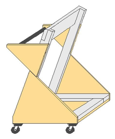 Plans For Wood Outboard Motor Stand