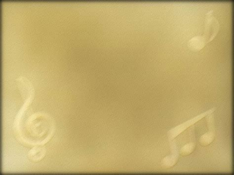 templates for powerpoint music gold music frames backgrounds presnetation ppt